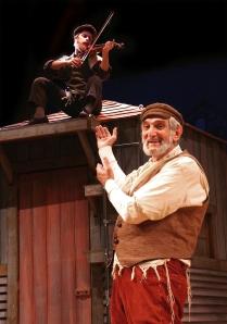 Fiddler- David Morrison and Lee Pelty