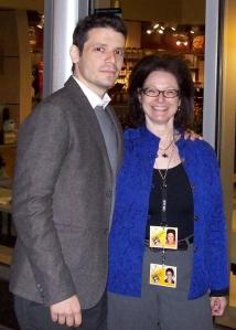With Daniel